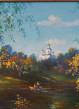 Художники Ивановы подарили Рузскому краеведческому музею свою картину
