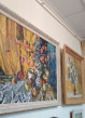 Выставка картин Николая Антюхина открылась в Рузском краеведческом музее