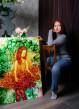 В Рузе пройдет мастер-класс от художницы Ульяны Ивановой